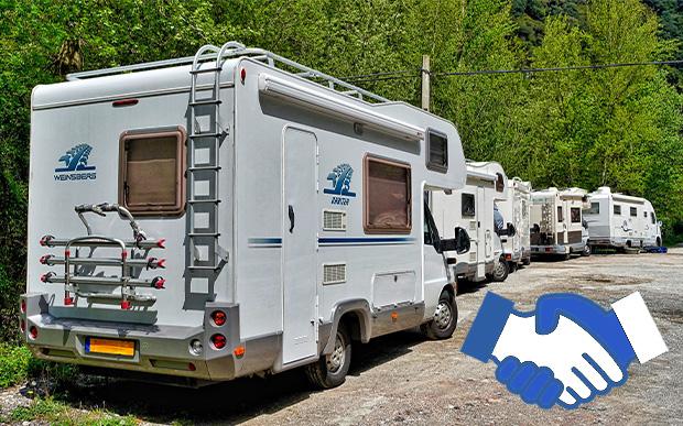 Aankoopbemiddeling Camper